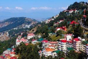 sky view of shimla