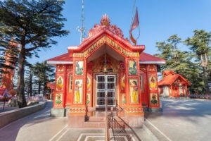 shimla's jakhoo temple