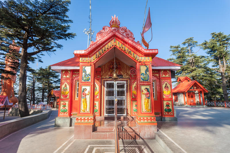 jakhoo temple in shimla