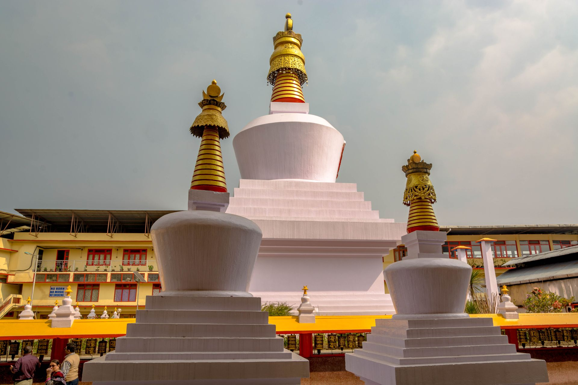 do drul chorten monastery gangtok sikkim
