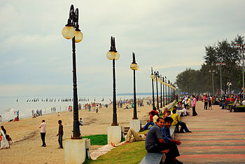 beach in calicut
