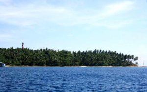 island, ocean