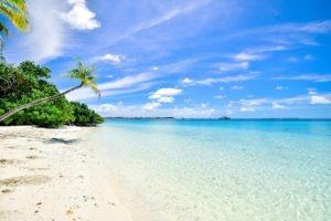 beach, clear skies, andaman