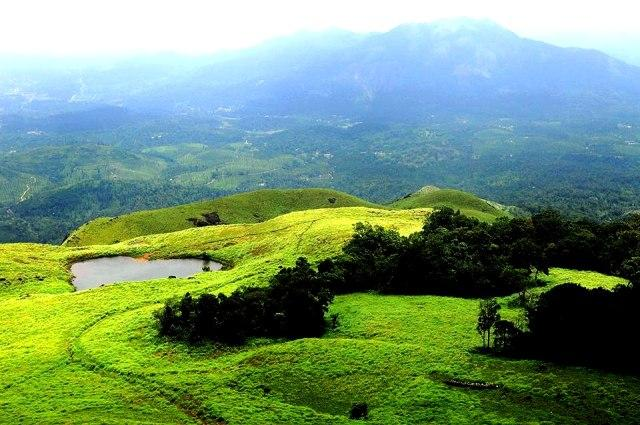 chembara peak in wayanad