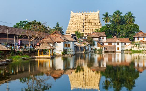 temple in trivandum