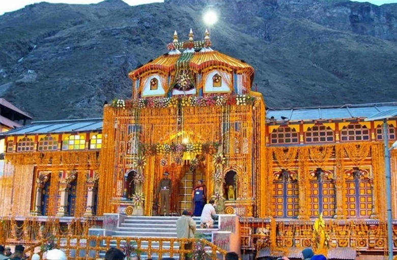 temple of badrinath