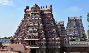 Thillai Nataraja Temple in south of india