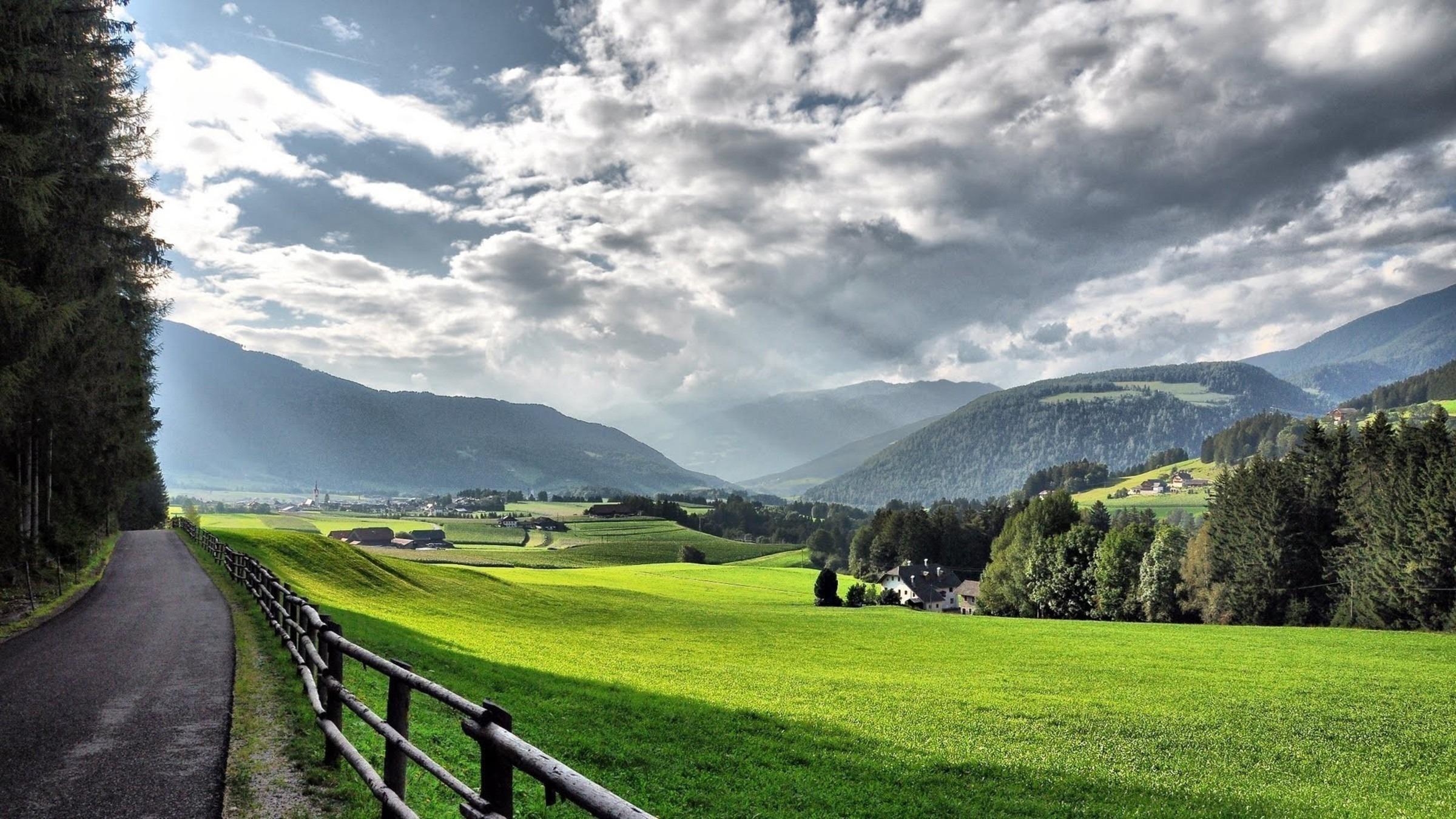beautiful scenery of dalhosi