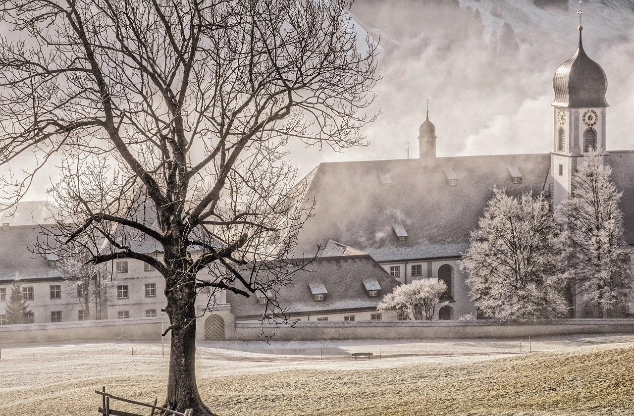 a church in europe