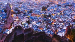 skyview of rajasthan