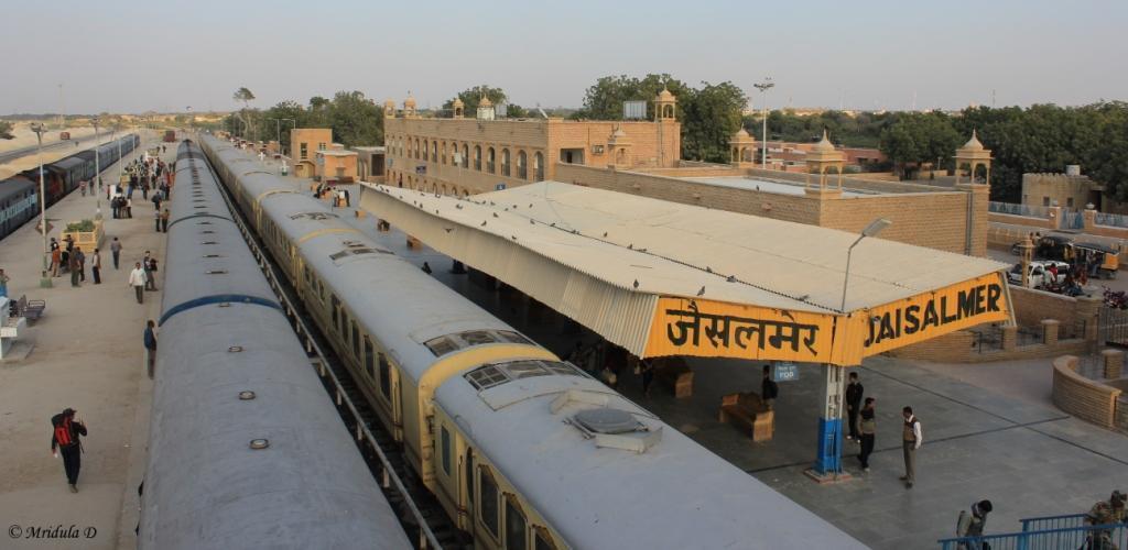 station of jaisalmer
