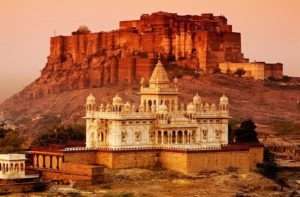 pic of forts in jaisalmer