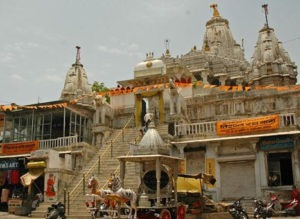 a temple in rajasthan