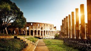 colliseum at rome